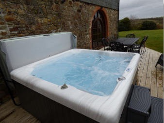 Granary Hot Tub